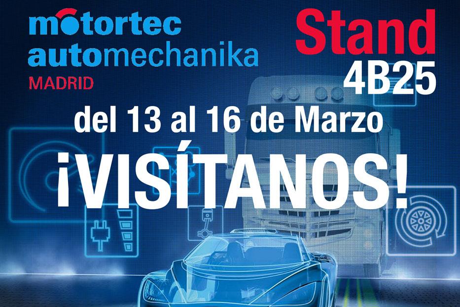 Motortec Automechanika 2019 | News CROMAUTO | Any Car, Any